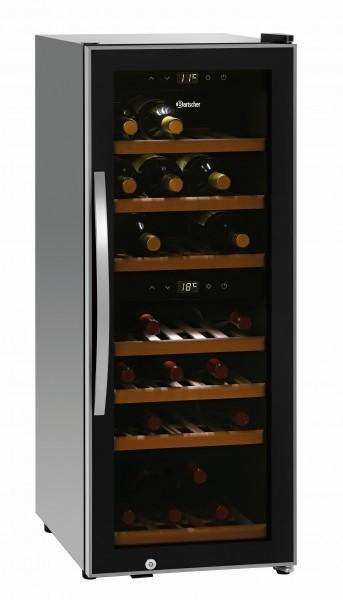 Bartscher Weinkühlschrank 2Z 38FL