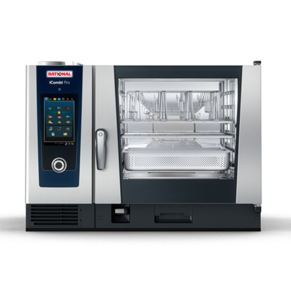 Rational Kombidämpfer iCombi Pro 6-2/1 Gas