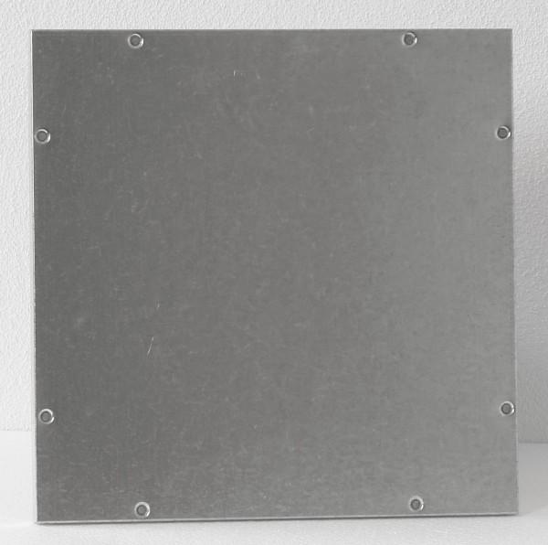 Ausblaspaneel geschlossen GBV 400-500 / GBG 355-450