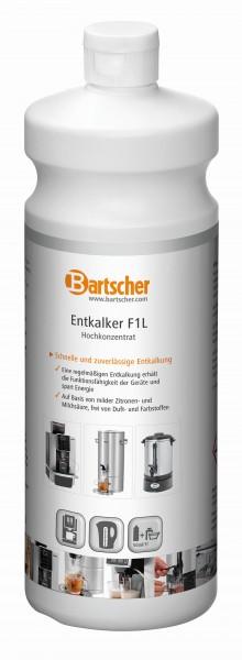 Bartscher Entkalker FL-1L für Kaffeemaschinen -2er Set