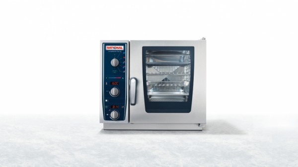 Rational Kombidämpfer CombiMaster Plus Typ XS