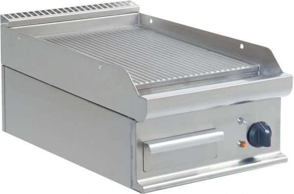 Saro Griddleplatte E7/KTE1BBR Elektro