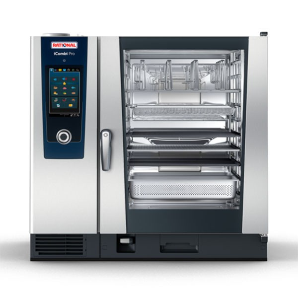 Rational Kombidämpfer iCombi Pro 10-2/1 Gas