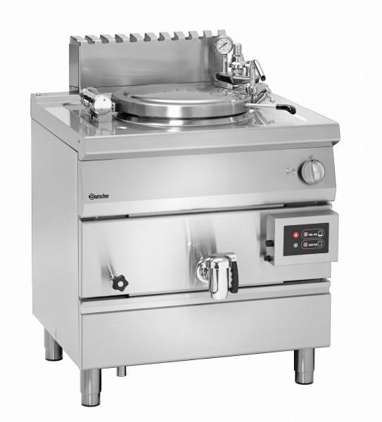 Bartscher Serie 700 Gas-Kochkessel mit indirekter Beheizung