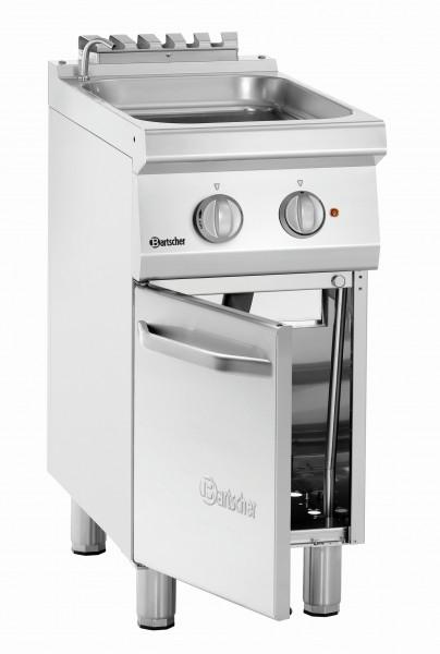 Bartscher Serie 700 Elektro-Nudelkocher 1 Becken