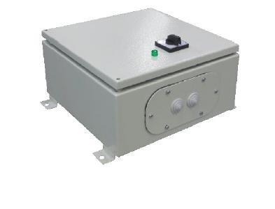 Zubehör Drehzahl-Steuergerät (Trafo) 400 V