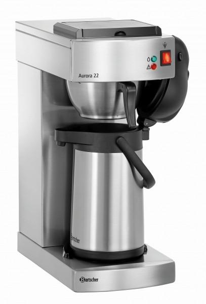 Bartscher Kaffeemaschine Aurora 22