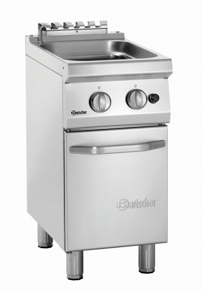 Bartscher Serie 700 Gas-Nudelkocher 1 Becken