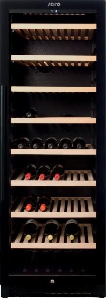 Saro Weinkühlschrank mit Umluftventilator Modell WK 162