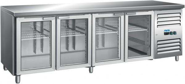 Saro Kühltisch mit Umluftventilator Modell GN 4100 TNG
