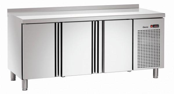 Bartscher Kühltisch T3 MA mit Aufkantung 50 mm
